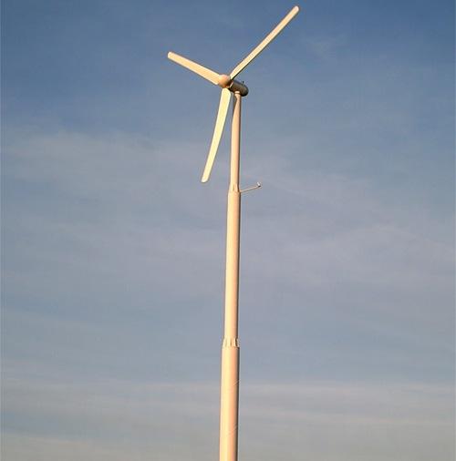 ветрогенератор для дома или дачи